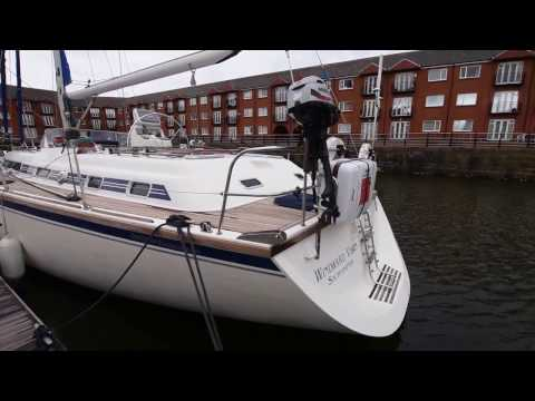 Westerly Oceanmaster 48 for sale by Network Yacht Brokers