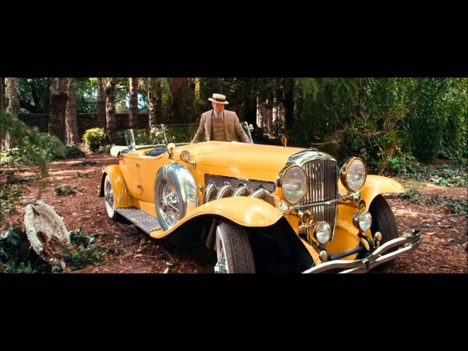 Great Gatsby Car