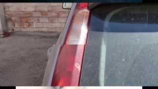 Cambiar luz de freno Ford Focus II