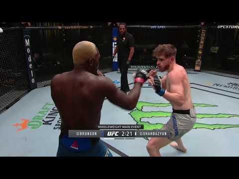 UFC Vegas 5: Brunson vs. Shahbazyan / UFC Вегас 5 - Highlights