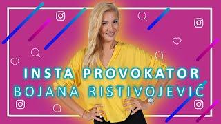 Insta Provokator! Bojana Ristivojević pocrvenela dok je odgovarala na naša pitanja!