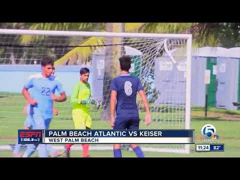 Palm Beach Atlantic Beats Keiser Soccer