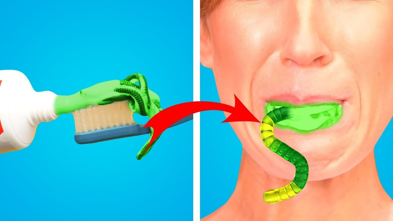Hungry for Pranks? 9 BEST FOOD PRANKS on Friends! Funny Situations