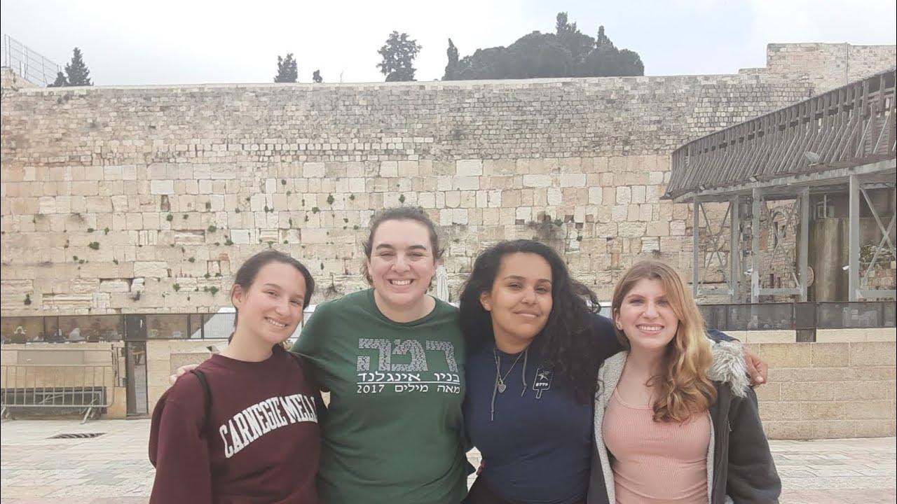 SENIOR VLOG~LEV V'NEFESH~JERUSALEM AND NEW YORK  (look at description)