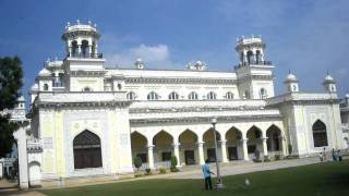 Chowmahalla Palace Hyderabad City India Asia by BK Bazhe.com