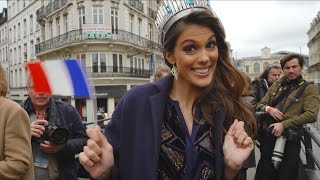 Miss Universe Iris Mittenaere Lille Parade