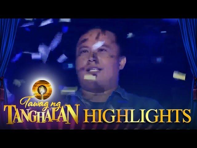 Tawag ng Tanghalan: Eric Cagadas defends his title as Tawag ng Tanghalan winner