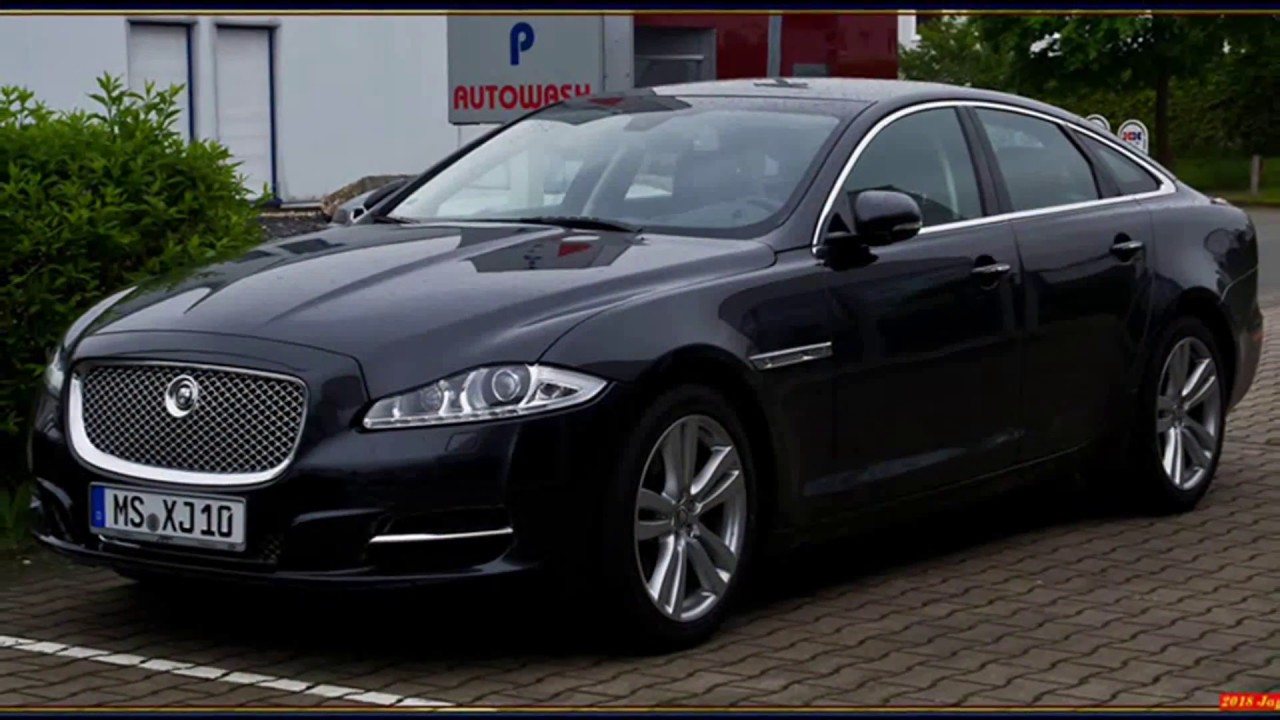 jaguar xj 2018 supercharged review luxury car youtube. Black Bedroom Furniture Sets. Home Design Ideas