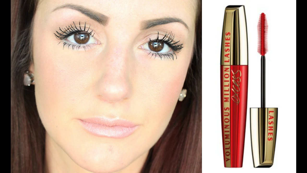 7bfce978fb0 First Impression Friday | L'Oreal Voluminous Million Lashes Excess ...