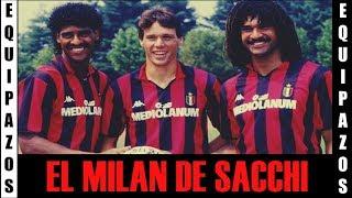 Equipazos: El Milan de los holandeses, la máquina perfecta de Arrigo Sacchi