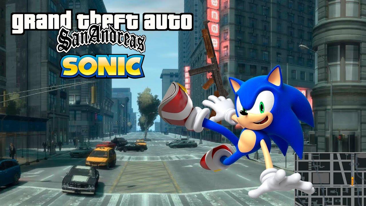 Gta Sonic