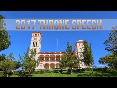 CITV Broadcast Of Throne Speech, September 8 2017