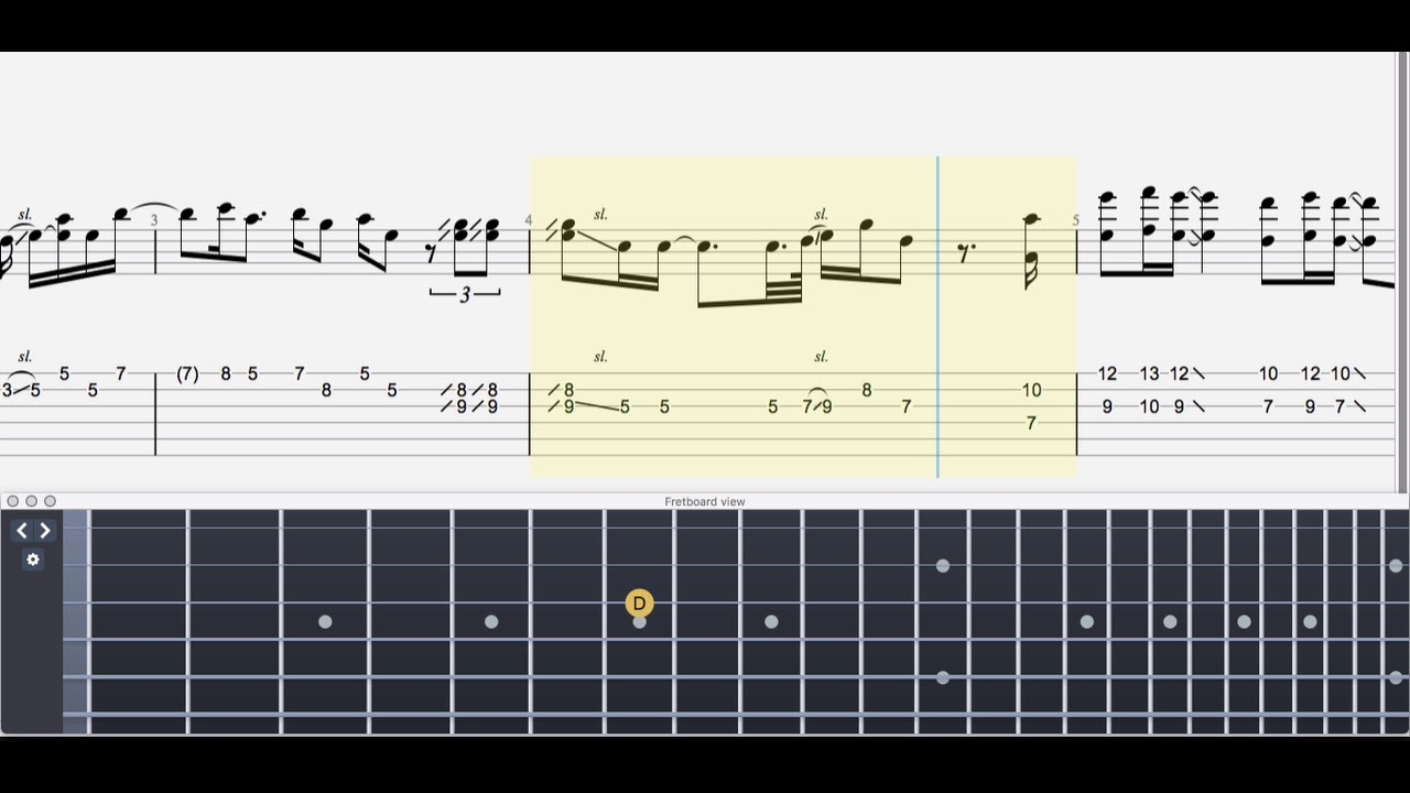 Guitare Solo Tuto Hello Lionel Richie Youtube