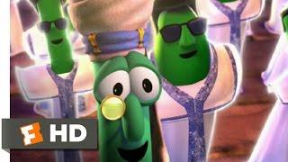 Jonah: A VeggieTales Movie (8/11) Movie CLIP - Second Chances (2002) HD