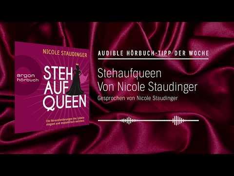 Stehaufqueen YouTube Hörbuch Trailer auf Deutsch
