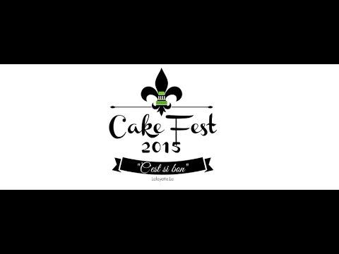 Cake Fest 2015, y'all!