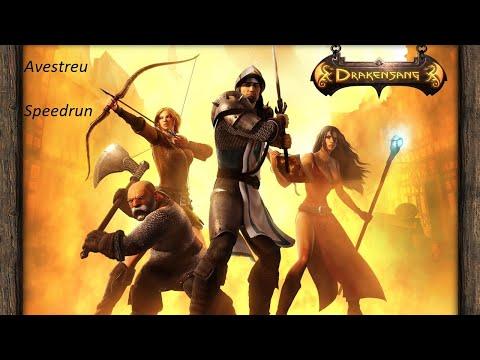 Drakensang: The Dark Eye Avestreu Speedrun WR 8:51