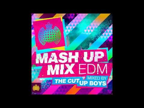 Ministry of Sound Mash up Mix EDM