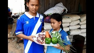 Cooking Village Food Recipe - Simple and Easy  Cooking Village Food delicious - Sister Kitchen