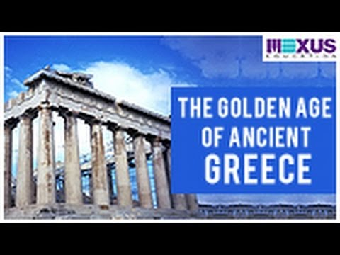 features of the golden age of greece 'the hellenic world' is a term which refers to that period of ancient greek history   this is the time of the great golden age of greece and, in the popular.