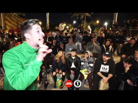 JESUS LC vs MARVIN TRC - 1ª RONDA - DRAGONES DEL FREESTYLE