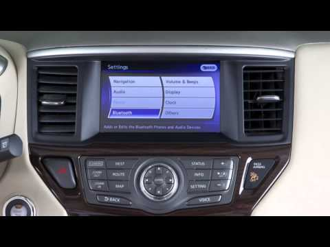2013 NISSAN Pathfinder - Bluetooth Streaming Audio (if So Equipped)