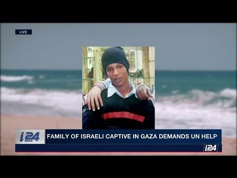 Family of mentally disabled Israeli captive in Gaza begging UN diplomats to intervene.