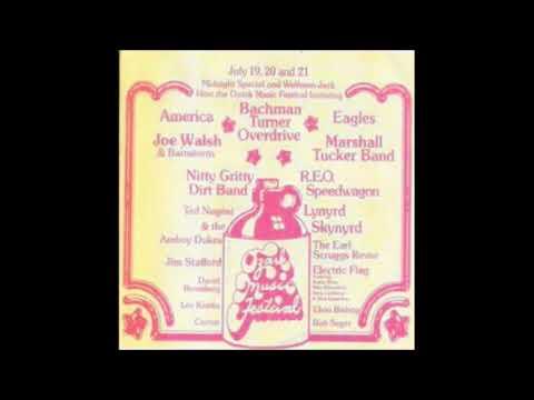 "Aerosmith ""S.O.S. (Same Old Shit) Too Bad"" Ozark Music Festival (20.7.1974)"