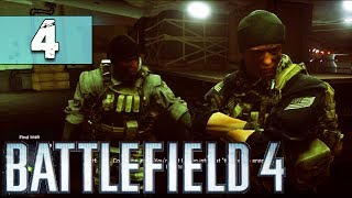 Battlefield 4 (BF4) Walkthrough Part 4 - Titan - Let