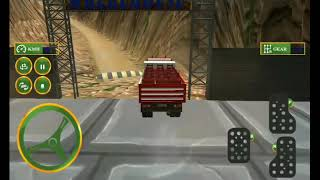 Enjoy eye-popping mountain scenes, real truck driving & cargo transfer missions