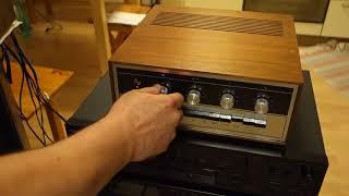 Armstrong 521& Saba Acoustic Monitor 140