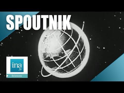 La conquête spatiale de l'URSS   Archive INA