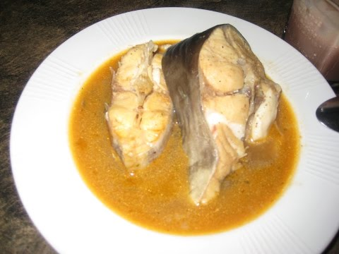 Point And Kill Aka Catfish Pepper Soup