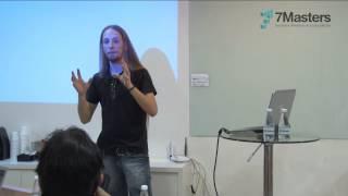 Palestras 7Masters Zend Framework | com Joao Batista
