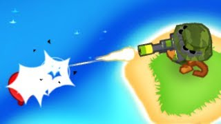 Using The Bouncing Bullets Sniper - How Good Is It? (Bloons TD 6)