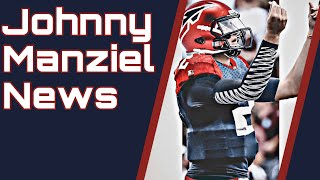 Alliance of American Football : Johnny Manziel Signs with THE AAF!