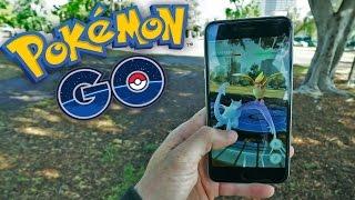 COMBATES EN GIMNASIOS! Pokemon GO - [LuzuGames]