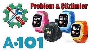 A101'de Satılan Piranha Akıllı Çocuk Saati Problemleri ve Çözümleri