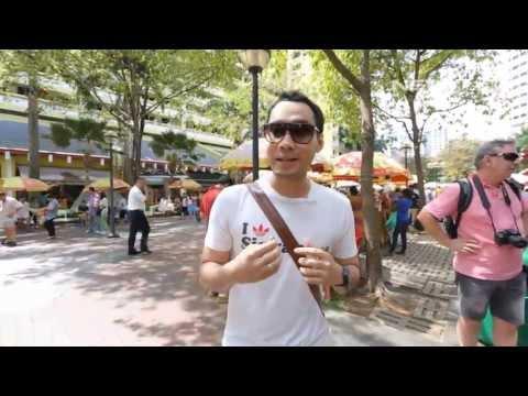 Entertainment News - Hangout with Caesar di Singapore part III