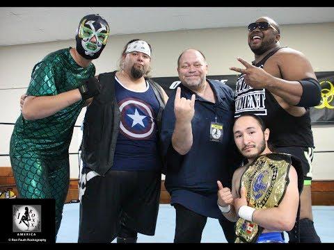 Orange County Championship Wrestling Post 555 Westminster CA I ROXX AMERICA