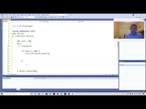 Do While Loop in C++