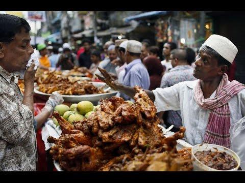 Street Food Compilation - Charminar, Old City - Ramadan/Ramzan Nights