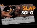 Tutorial solo slap - Carlos Laiz & Slapandrans