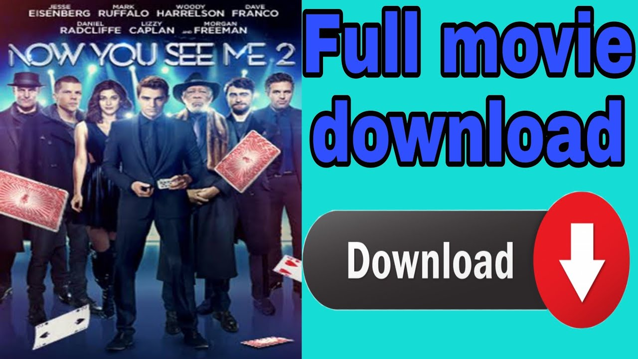 Now you see me 2 hindi dubbed movie download