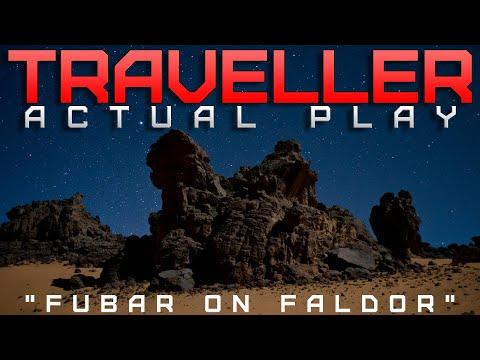 Traveller: Actual Play