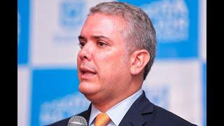 Iván Duque promueve economía naranja desde la calle del Bronx | Noticias Caracol