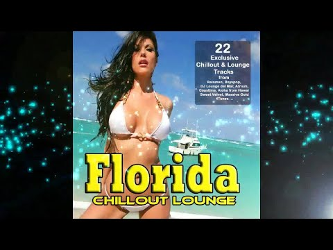 Florida Chillout Lounge - American Beach Café Music del Mar (2 Hours Nonstop DJ Mix)▶by Chill2Chill