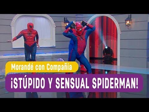¡Estúpido y sensual Spiderman llegó a MCC! - Morandé con Compañía 2018