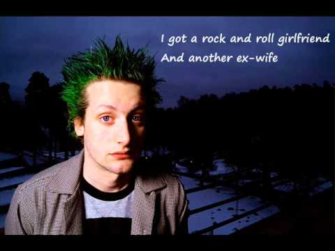 Rock and Roll Girlfriend [Part IV of Homecoming] - Green Day (lyrics)