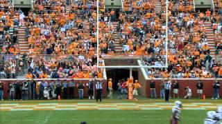 Michael Palardy 37-yard FG Tennessee vs. South Carolina